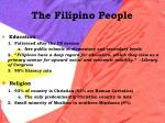 the filipino people17