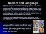 racism and language6
