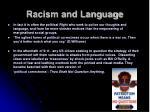 racism and language8