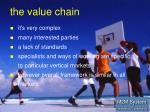 the value chain24