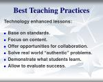 best teaching practices26