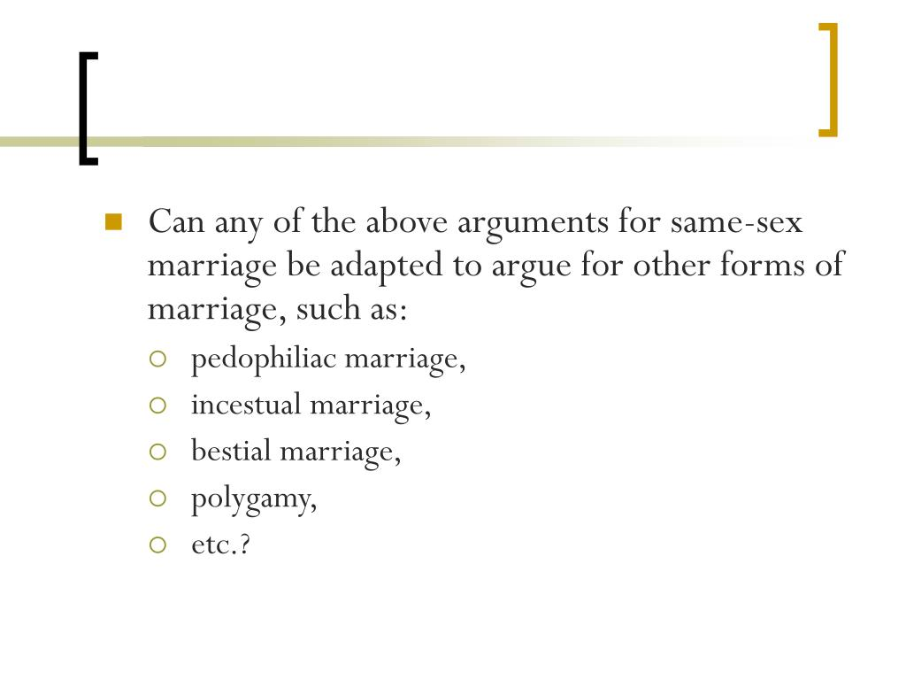 same sex marriage violates sacrament of marriage Why does the catholic church disapprove of gay marriage the church rejects same-sex marriage because marriage is meant to consecrate men/women couples only besides, how can the church embrace same-sex marriage when church teachings show us that homosexual sex is objectively immoral the.