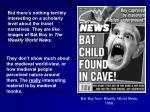 bat boy from weekly world news 1998
