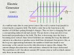 electric generator cont