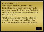 revelation 4 6 7