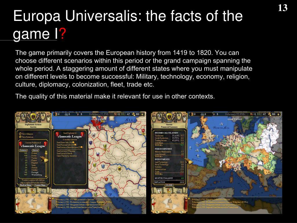 Europa Universalis: