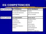 eq competencies