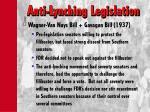 anti lynching legislation2