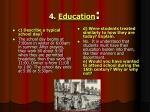 4 education