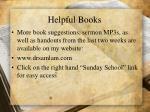 helpful books24