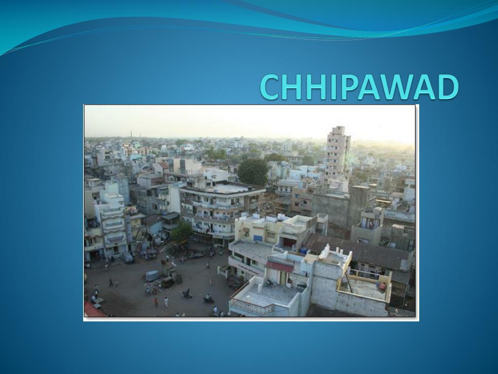 chhipawad l.