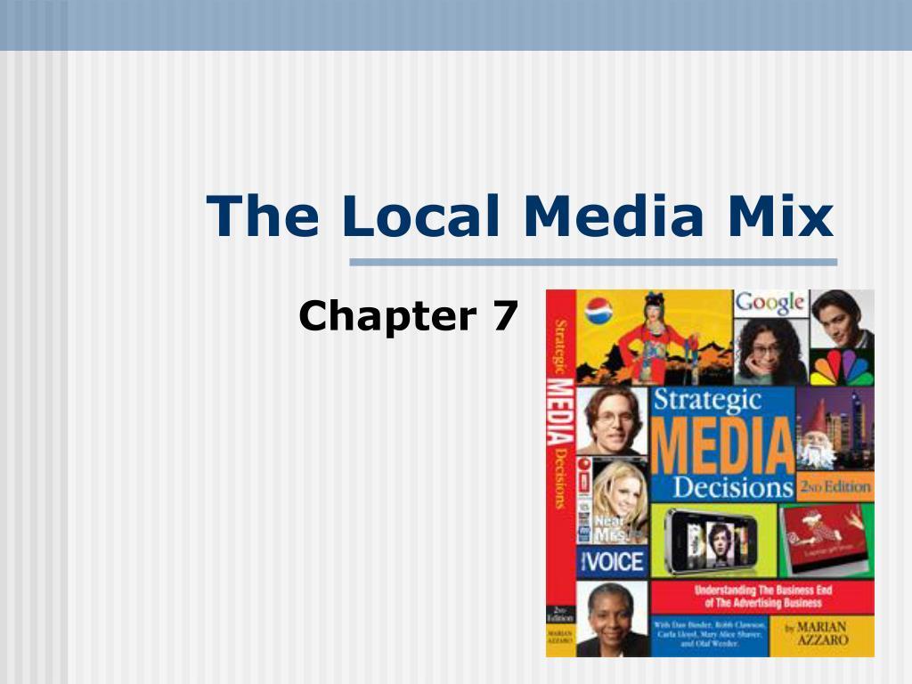 the local media mix l.