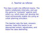 2 teacher as referee