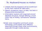 7b keyboard mouse vs motion