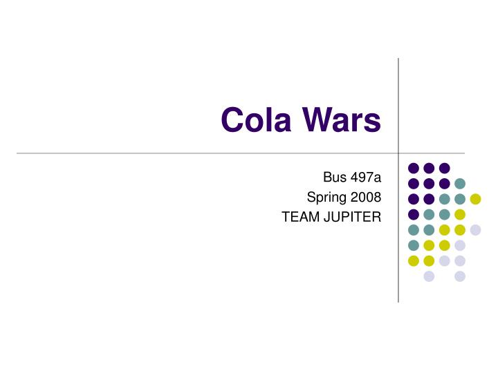 harvard case cola war Custom coca-cola's marketing challenges in brazil: the tubaίnas war harvard business (hbr) case study analysis & solution for $11 global business case study assignment help, analysis, solution,& example.