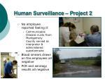 human surveillance project 233