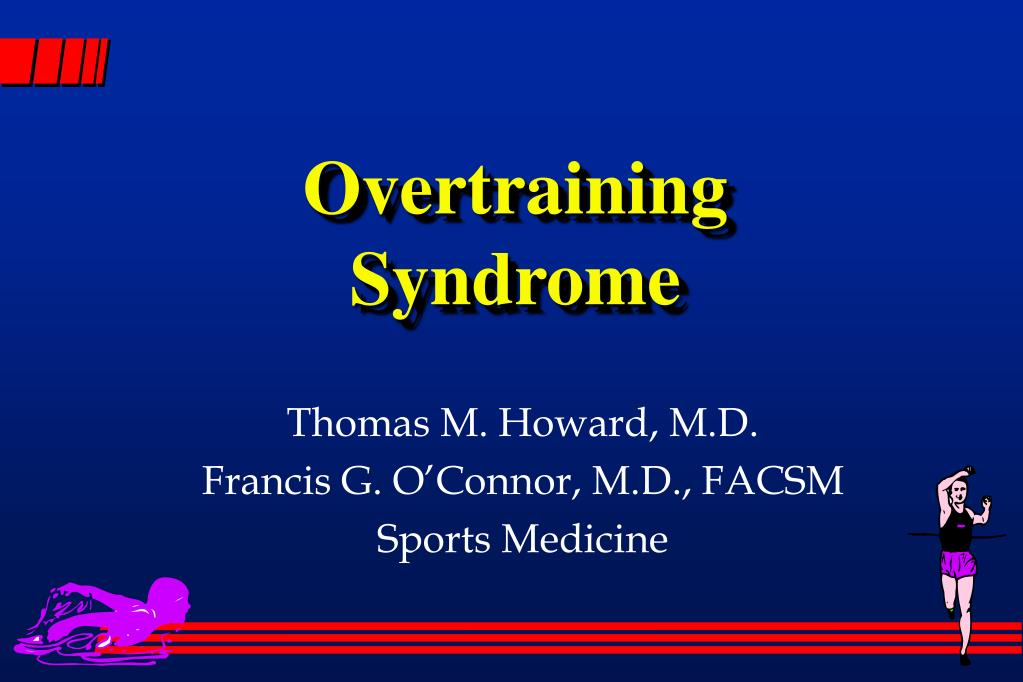 overtraining syndrome l.