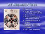 old testament symbols