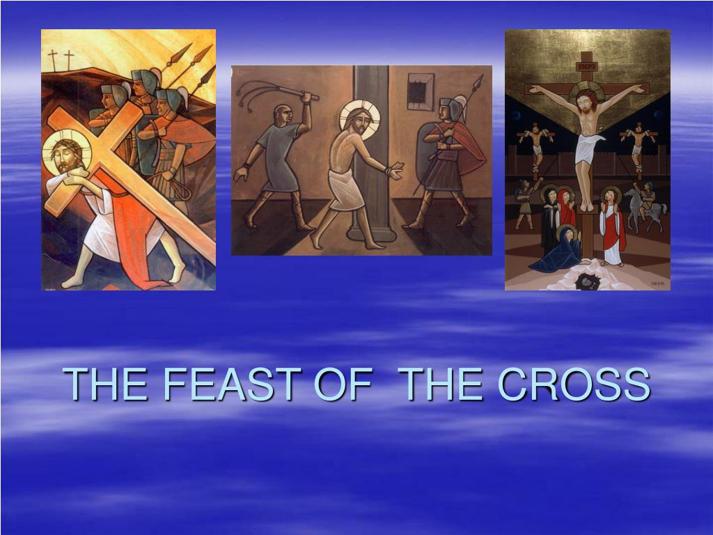 the feast of the cross l.