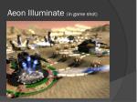 aeon illuminate in game shot