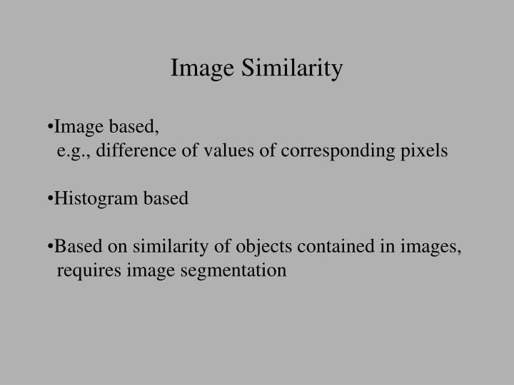 Image similarity2
