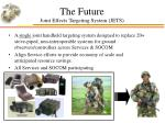 the future joint effects targeting system jets