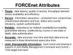 forcenet attributes