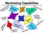maximizing capabilities