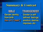 summary contrast14