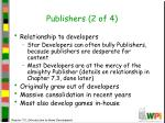 publishers 2 of 4