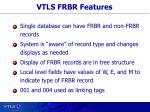 vtls frbr features