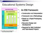 educational systems design26