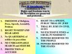bill of rights33