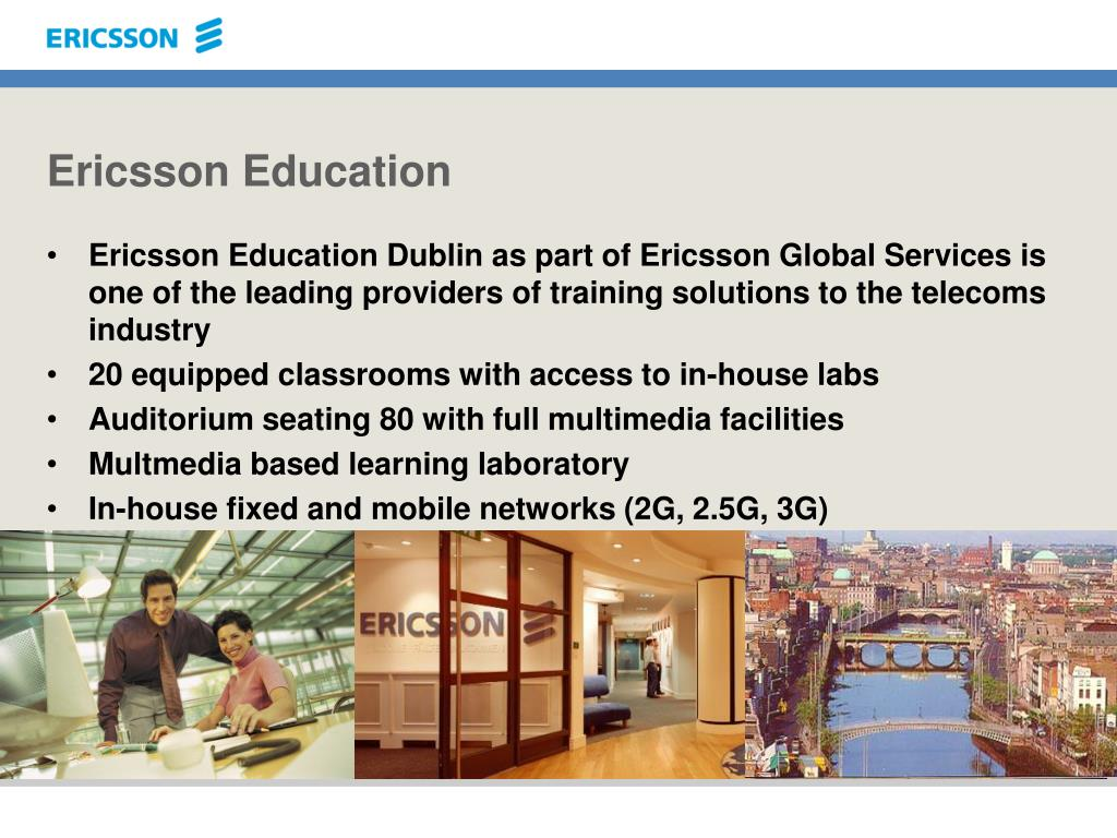 Ericsson Education