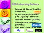 de t elearning partners