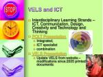 vels and ict