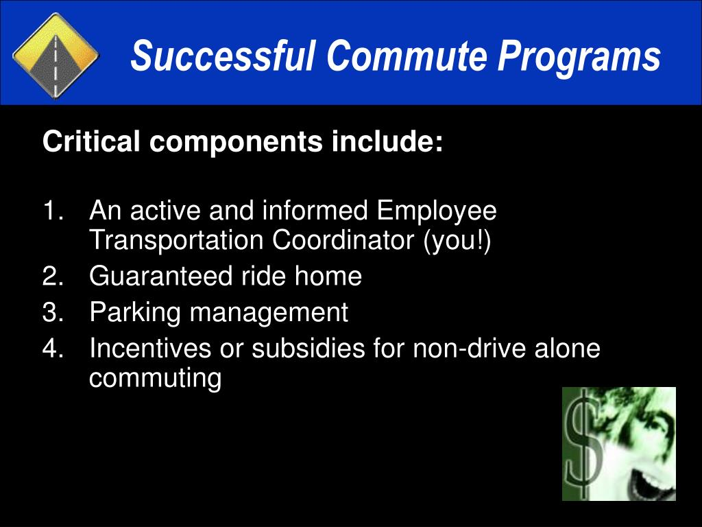 successful commute programs l.