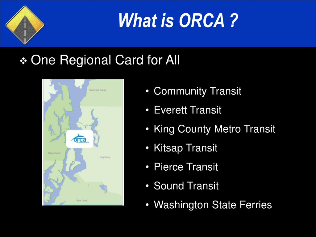 What is ORCA ?