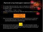 ramnote a kaj heterogeni reakcioni sistemi