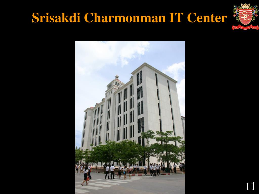 Srisakdi Charmonman IT Center