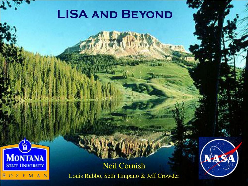 lisa and beyond l.