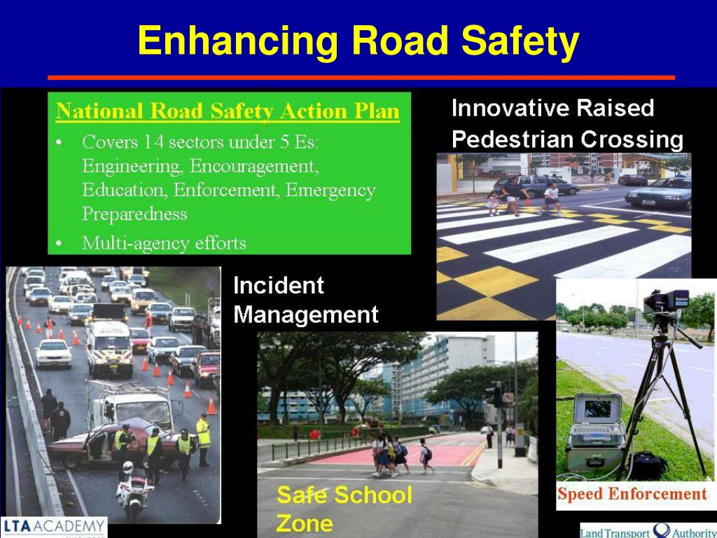 Enhancing Road Safety