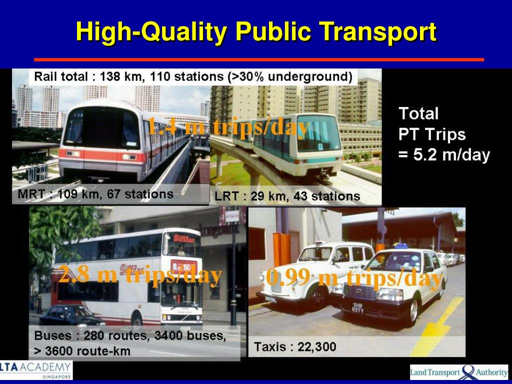 High-Quality Public Transport