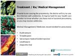 treatment rx medical management