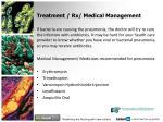 treatment rx medical management