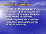 future of e learning