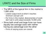 lratc and the size of firms2