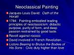 neoclassical painting