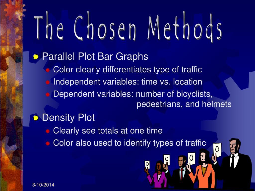 The Chosen Methods