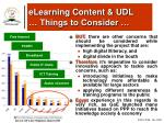 elearning content udl things to consider